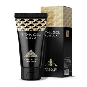Titan Gel Gold Limited Edition
